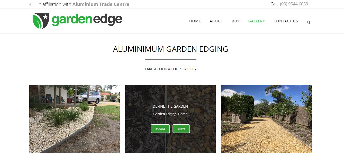Garden Edge Design Aluminium Trade Centre